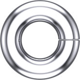 1.1 mm ID Round Jump Rings