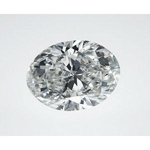 Oval 1.20 carat H I1 Photo