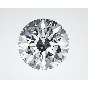 Round 2.50 carat H SI2 Photo