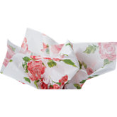 Cottage Rose Gift Wrap Tissue