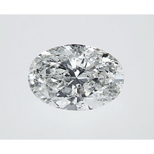 Oval 1.01 carat H SI2 Photo