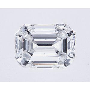 Emerald 0.50 carat I SI1 Photo