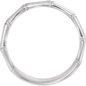Sterling Silver Stackable Fashion Ring