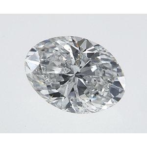 Oval 0.40 carat G I2 Photo