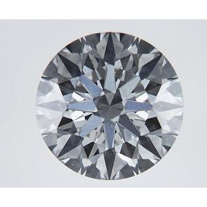 Round 2.01 carat I SI1 Photo