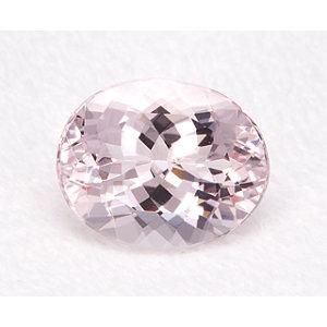 Morganite Oval 3.95 carat Pink Photo