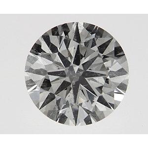 Round 0.30 carat J I1 Photo