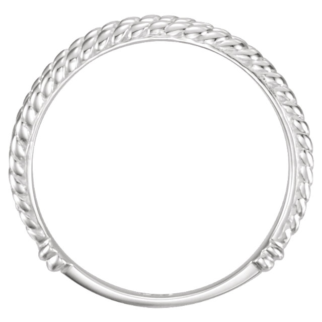 Ichthus (Fish) Chastity Ring