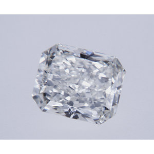 Radiant 0.60 carat H VVS2 Photo