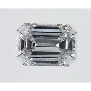 Emerald 0.34 carat I SI1 Photo