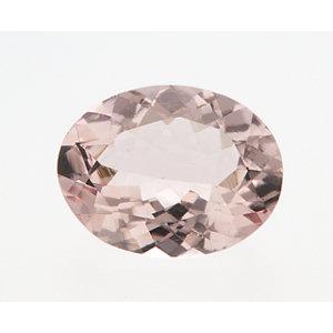 Morganite Oval 1.42 carat Pink Photo
