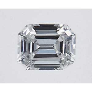 Emerald 0.38 carat H VS2 Photo
