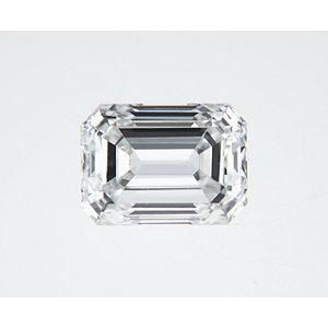 Emerald 0.30 carat E VVS2 Photo