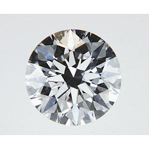 Round 0.34 carat I SI1 Photo