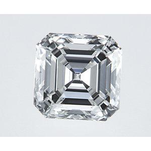 Asscher 0.53 carat G VS1 Photo