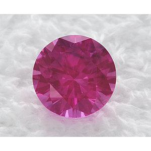 Sapphire Round 0.56 carat Purple Photo