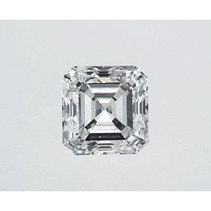 Asscher 0.70 carat G VS2 Photo
