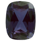 Antique Cushion Chatham Created Alexandrite