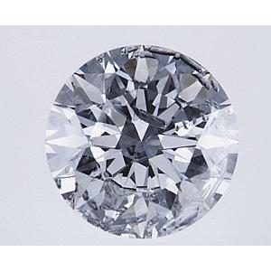 Round 1.46 carat D I2 Photo
