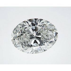 Oval 1.52 carat G SI3 Photo