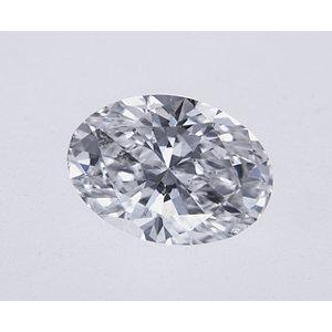 Oval 0.33 carat G SI1 Photo