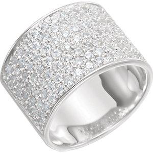 Micro Pavé Ring