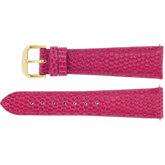 Ladies EZ-Change™ Genuine Lizard Padded Watchband