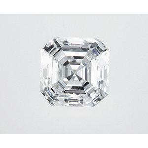 Asscher 1.02 carat G VS2 Photo