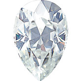 Pear Forever One Moissanite