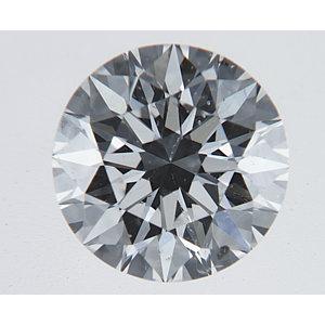 Round 0.30 carat G SI2 Photo