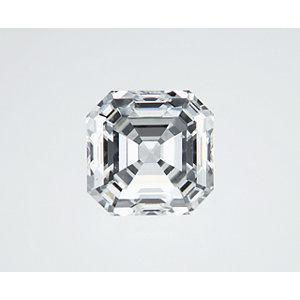 Asscher 0.55 carat G VS1 Photo