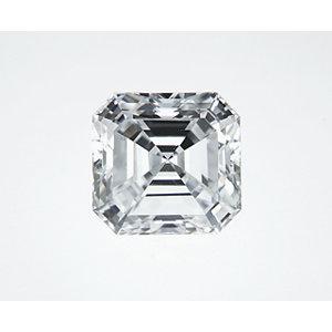 Asscher 1.01 carat D VS2 Photo