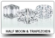 Half Moon and Trapezoid Diamonds
