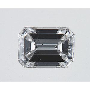Emerald 0.31 carat H SI2 Photo