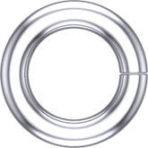 1.6 mm ID Round Jump Rings (Formerly JR1L , JR1H & JR30)
