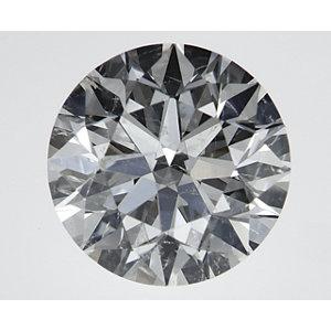Round 1.70 carat J I1 Photo