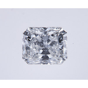 Radiant 0.70 carat I SI1 Photo