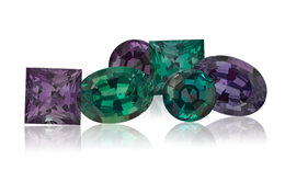 Alexandrite Chatham Created - June Birthstone