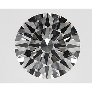 Round 0.34 carat H VS1 Photo