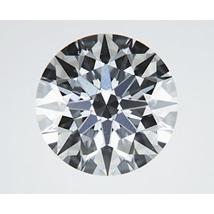 Round 1.54 carat J VS2 Photo
