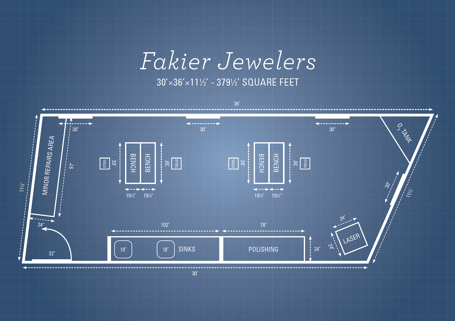 Fakier Jewelers - Blueprint