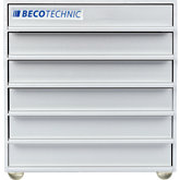 Beco® Technic Aluminum Drawer Cabinet
