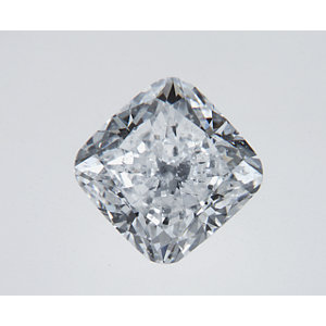 Cushion 1.27 carat E I1 Photo