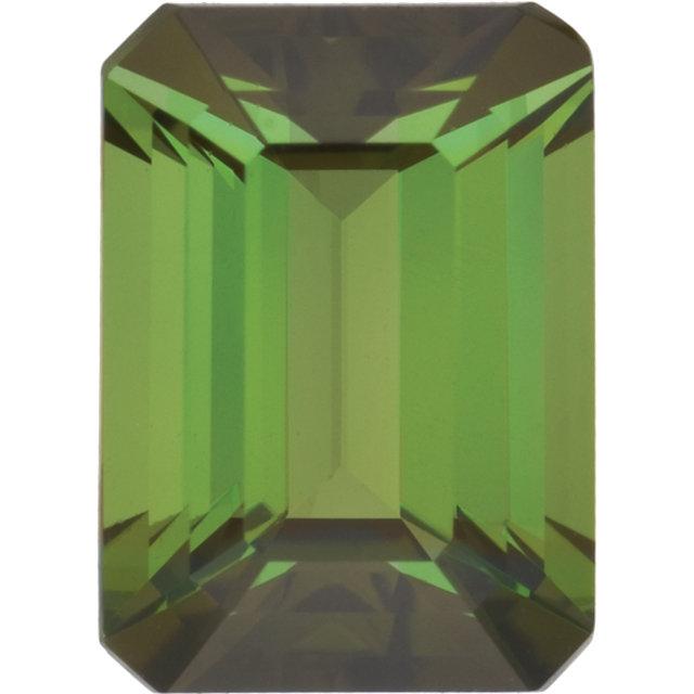 Tourmaline Emerald 0.33 carat Green Photo