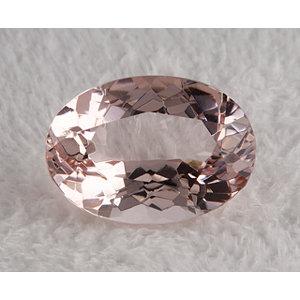Morganite Oval 5.35 carat Pink Photo