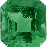 Modified Square Genuine Emerald (Black Box)
