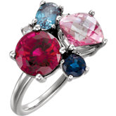 Multi-Shape Cluster Ring