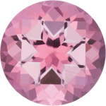 Baby Pink Passion Topaz