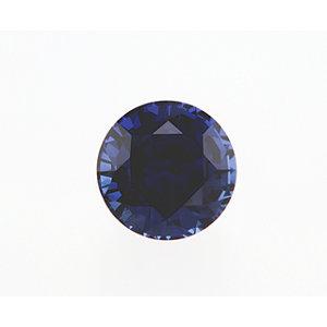 Sapphire Round 1.22 carat Blue Photo