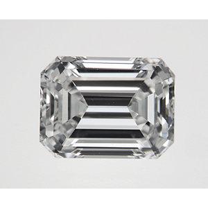 Emerald 0.70 carat G VS2 Photo